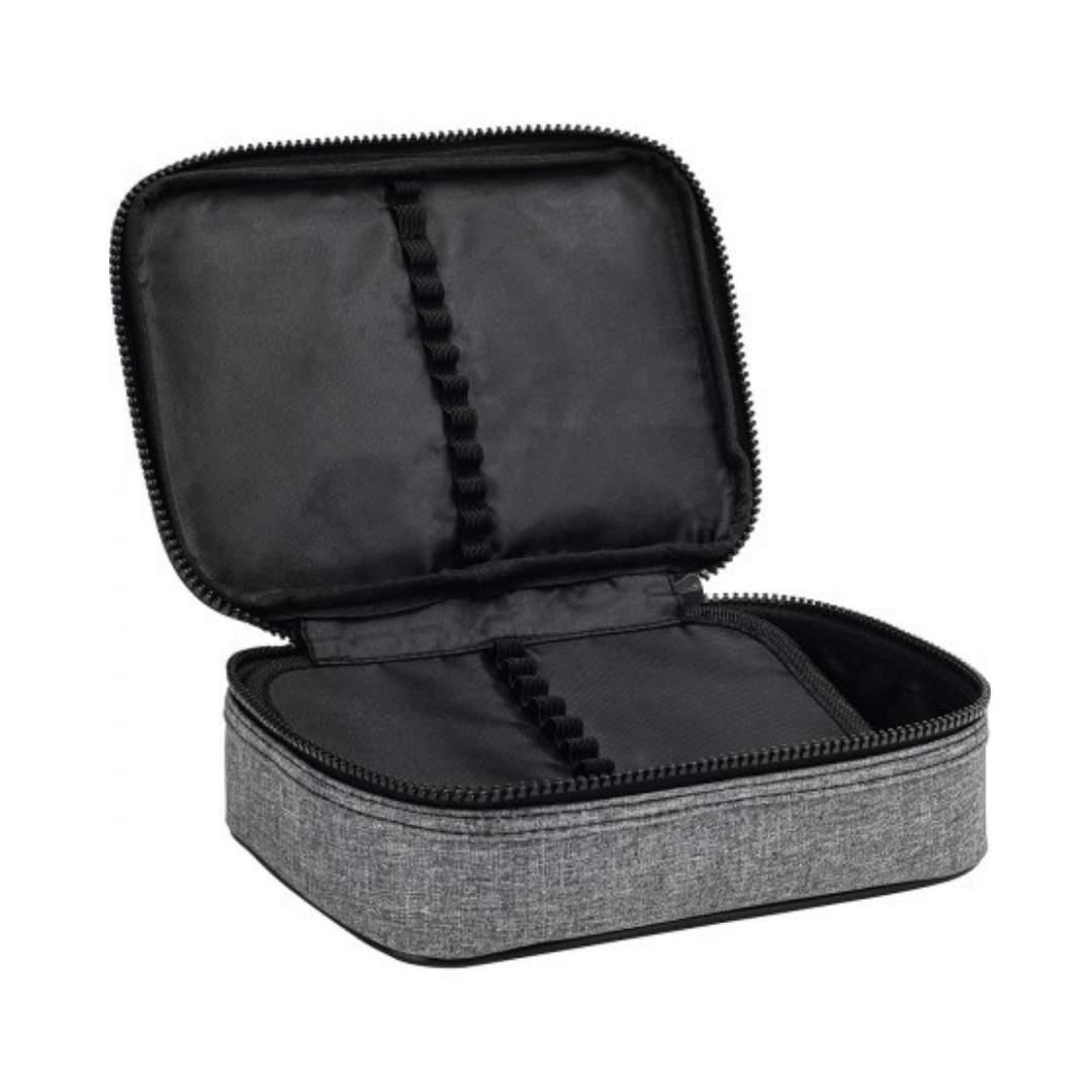 Estojo Box Tilibra Académie Cinza