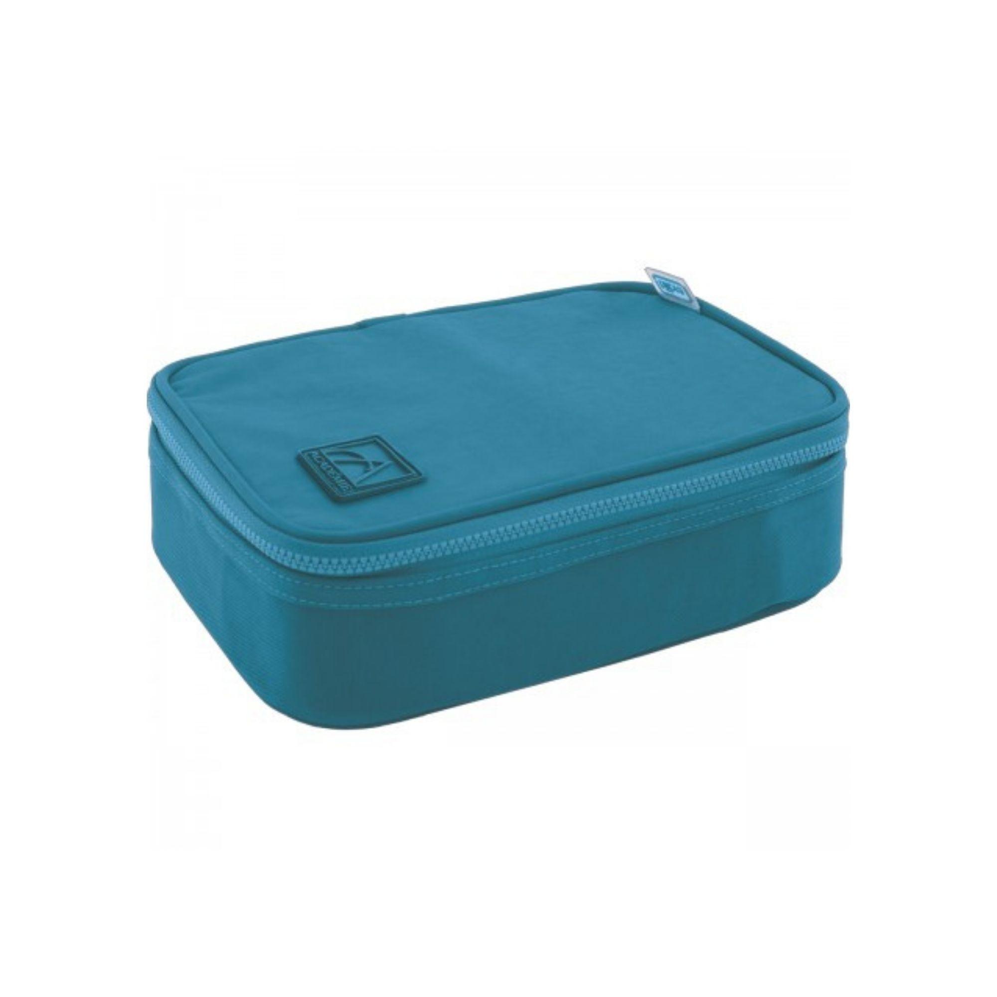 Estojo Box Tilibra Académie Turquesa