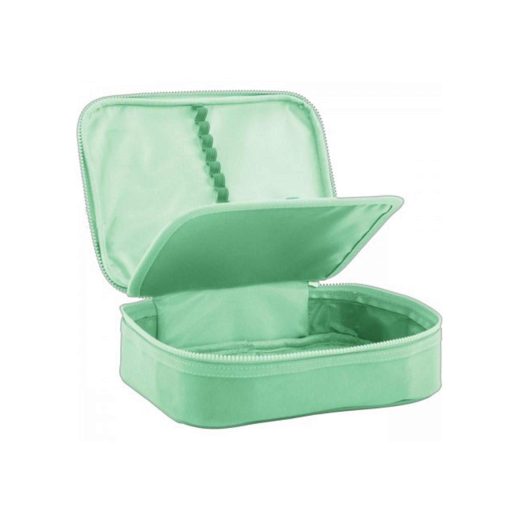 Estojo Box Tilibra Académie Verde