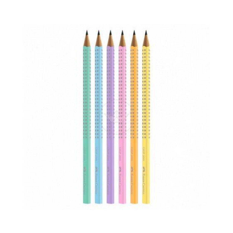 Lápis Faber-Castell GRIP Pastel