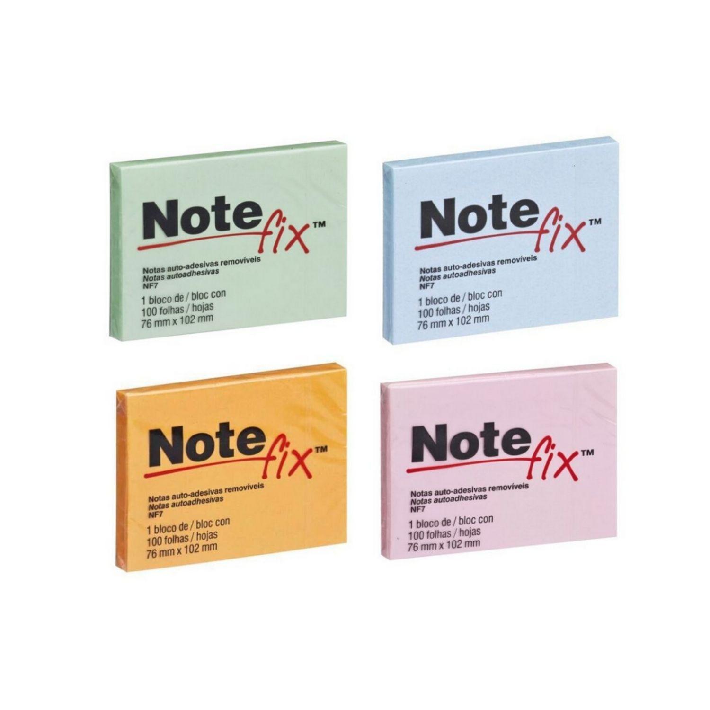 Notas adesivas NoteFix 3M