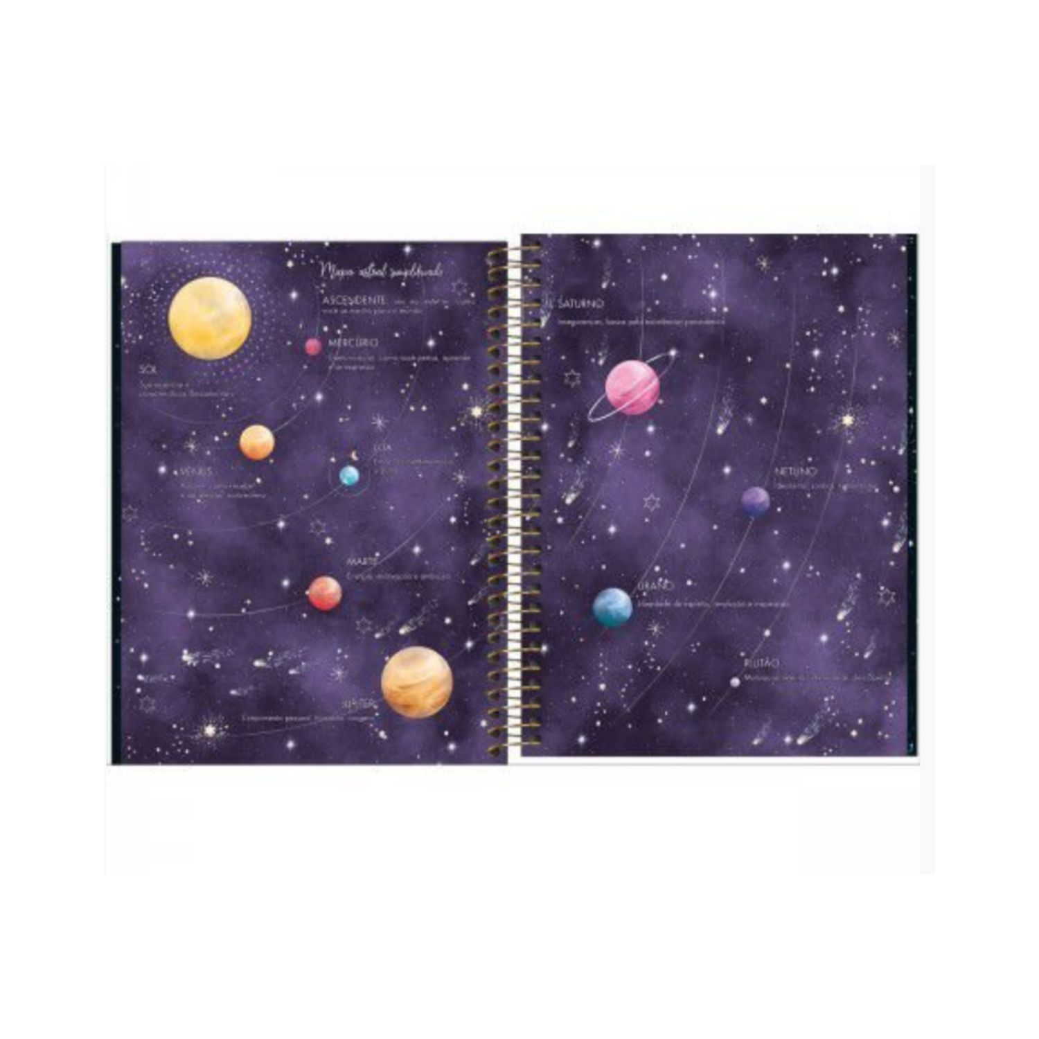 Planner 2020 Magic Tilibra
