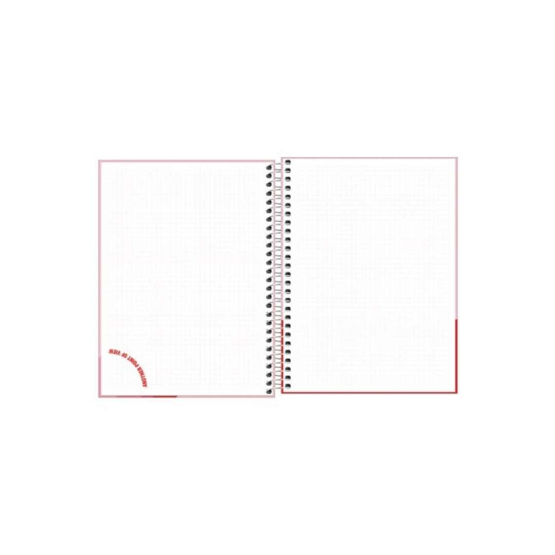 Planner Espiral Love Pink Tilibra 2021