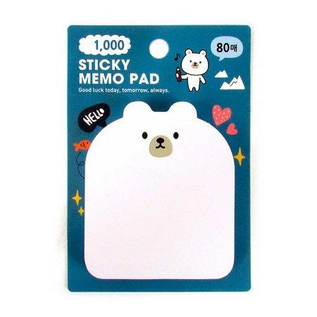 Post it Urso Polar
