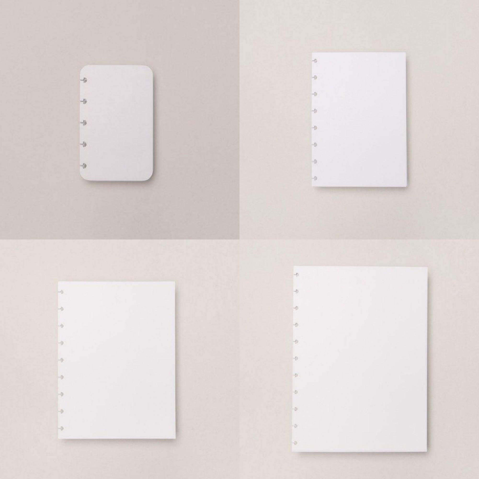 Refil Caderno Inteligente Liso
