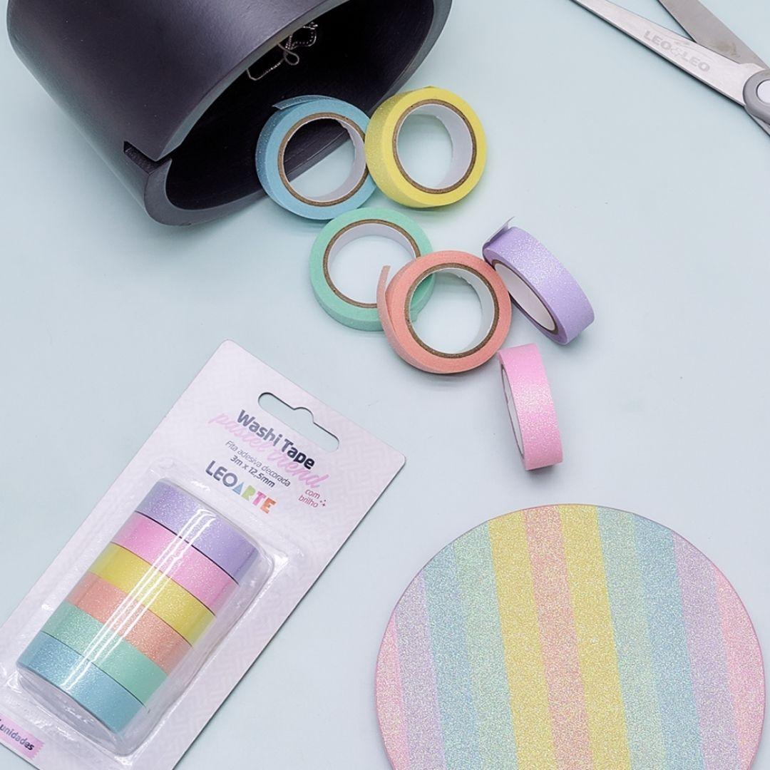 Washi Tape Pastel Trend LeoArte