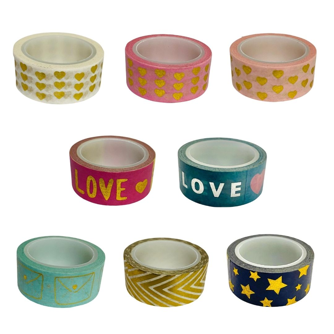 Washi Tape Shine BRW unidade