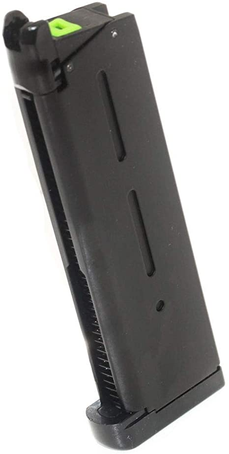PISTOLA DE AIRSOFT GBB 1911 BLACK MARCUX - APS