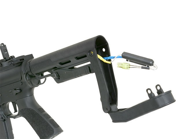 RIFLE DE AIRSOFT AEG M4 BOAR COMPETITION KEYMOD FULL METAL BLOWBACK ASR118R2 - APS