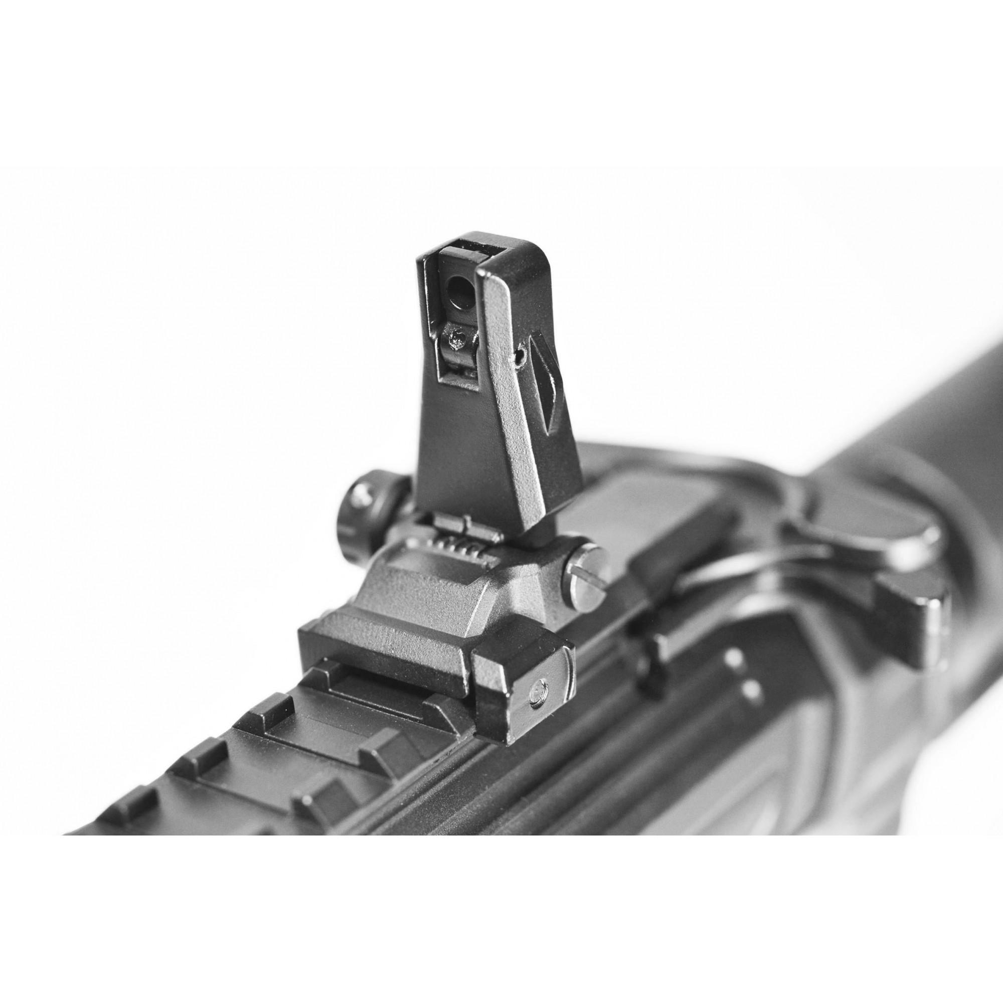 RIFLE DE AIRSOFT AEG M4 PHANTOM EXTREMIS MK8 eSILVER EDGE FULL METAL BLOWBACK eMARK VIII-B - APS