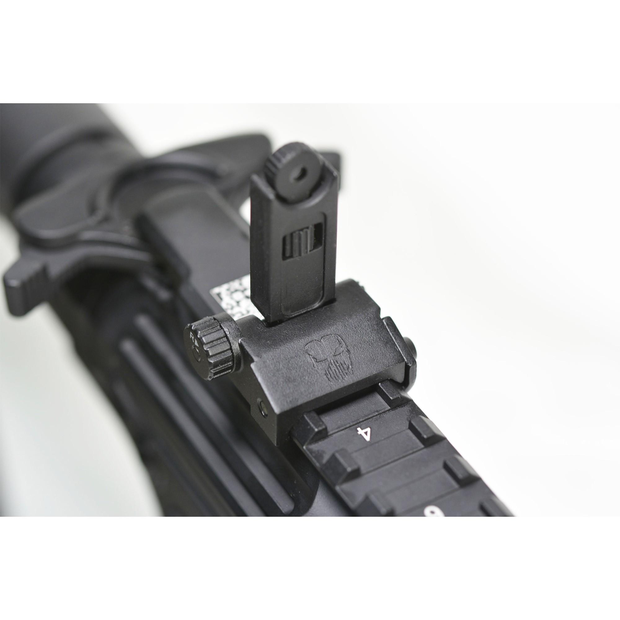 RIFLE DE AIRSOFT AEG M4 PHANTOM EXTREMIS RIFLES BLACK 12.5 FULL METAL BLOWBACK PER703B MKIIIB - APS