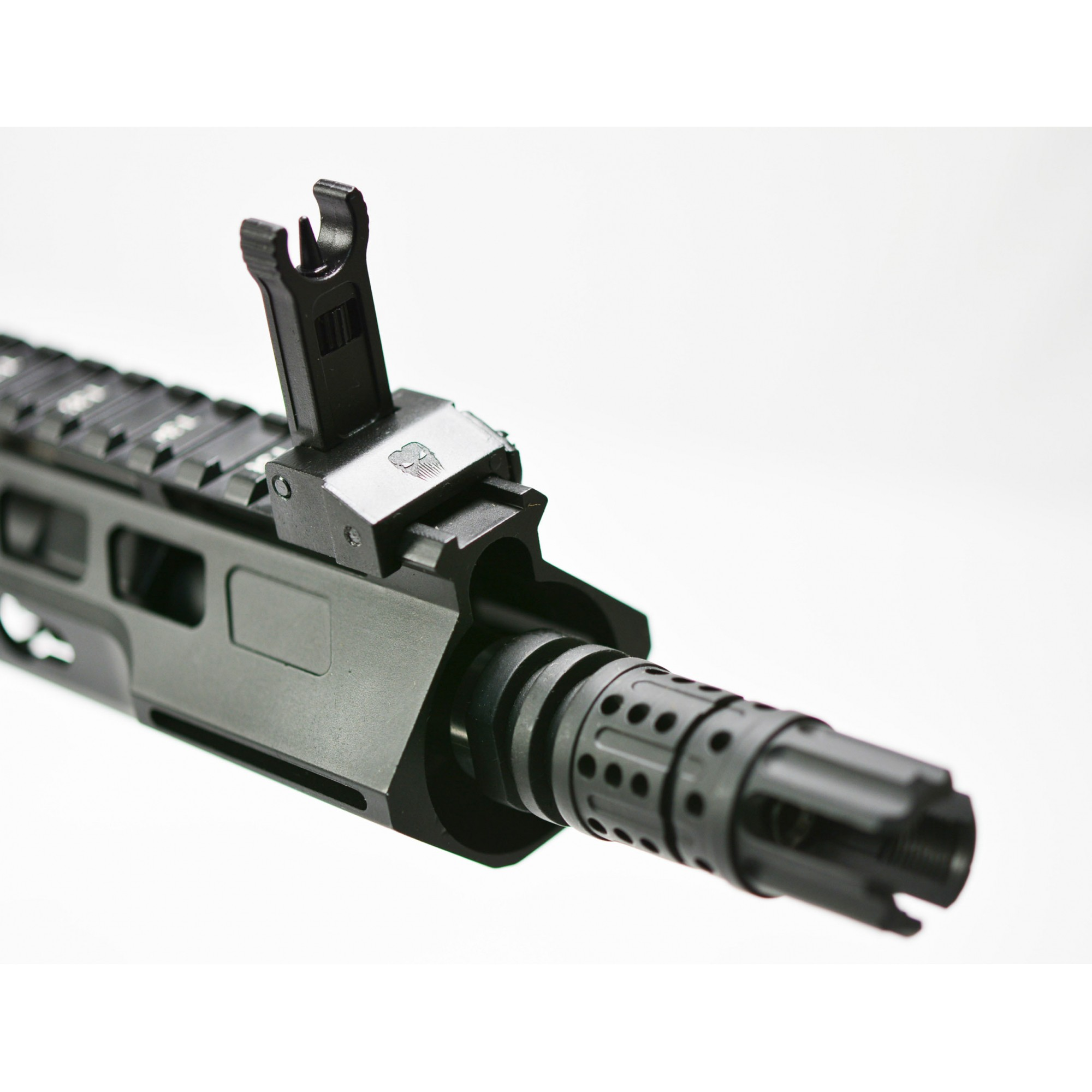 RIFLE DE AIRSOFT AEG M4 PHANTOM EXTREMIS RIFLES BLACK FULL METAL BLOWBACK PER701 MKI - APS