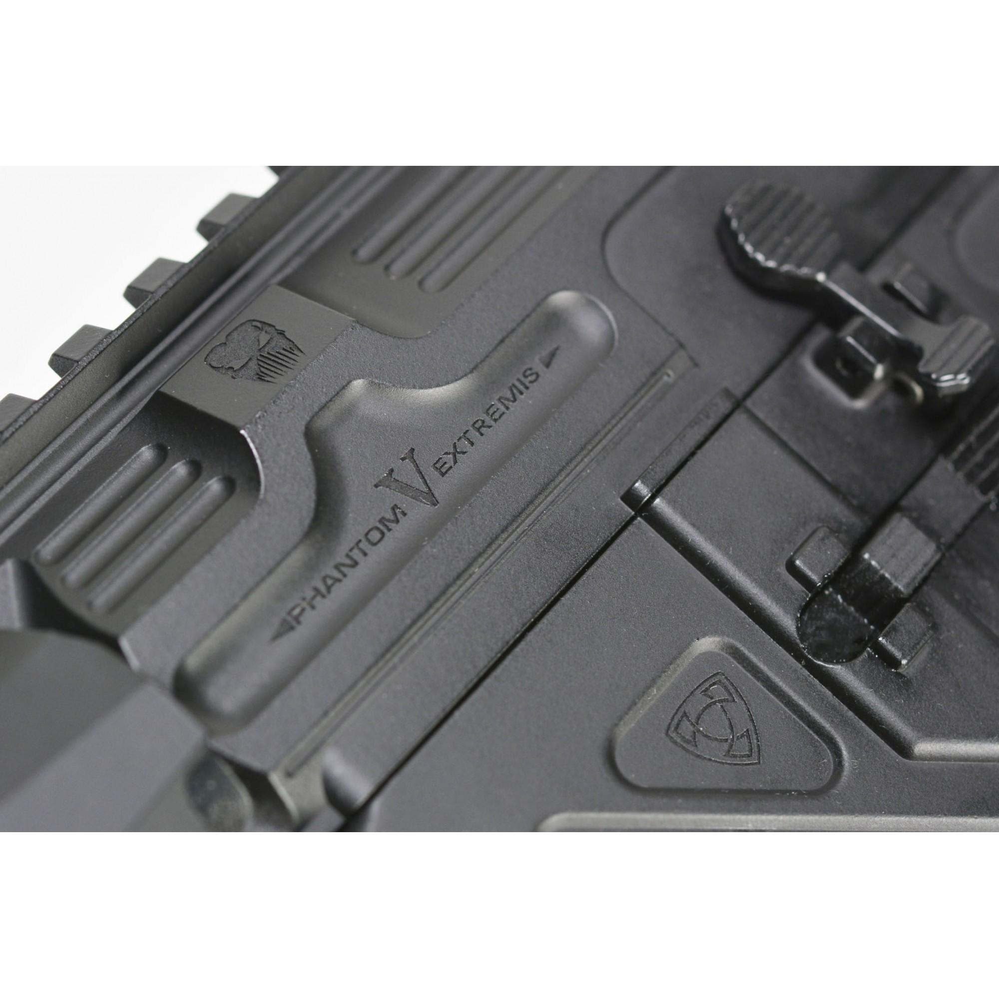 RIFLE DE AIRSOFT AEG M4 PHANTOM EXTREMIS RIFLES MKV 10 FULL METAL BLOWBACK PER705 - APS