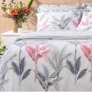 Jogo de Cama Casal / Queen / Home design Palm