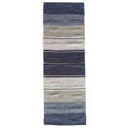 Tapete Kilim Basar 0,60x1,80m Azul