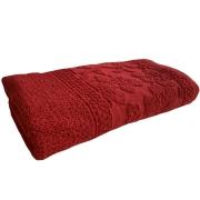 Toalha Avulsa Buddemeyer • Rosto / Banho / Banhão • Vermelha