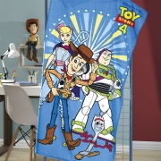 Toalha de banho Dohler Velour Toy Story