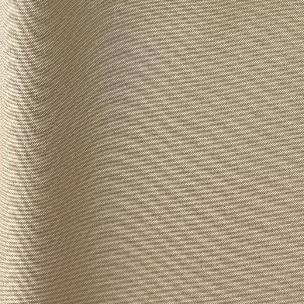 Cortina Bege para trilho 3x3m Oxford Exclusiva