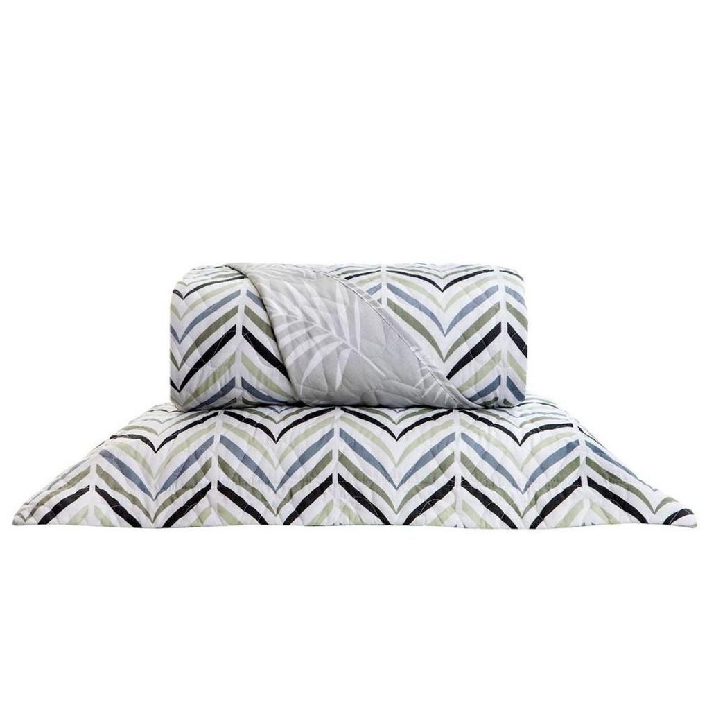 Kit cobreleito Solteiro / Casal / Queen / King Home design Palm