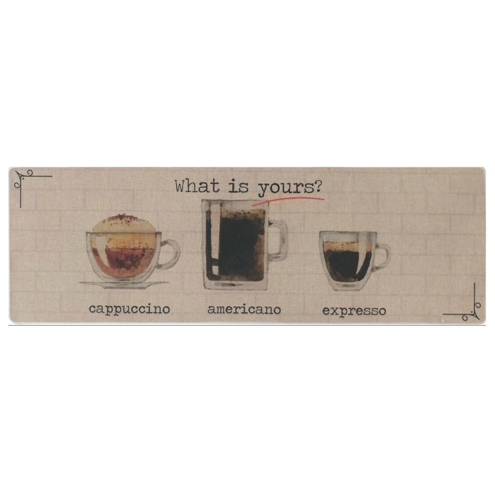 Tapete cozinha bistrô 40x120. trio café