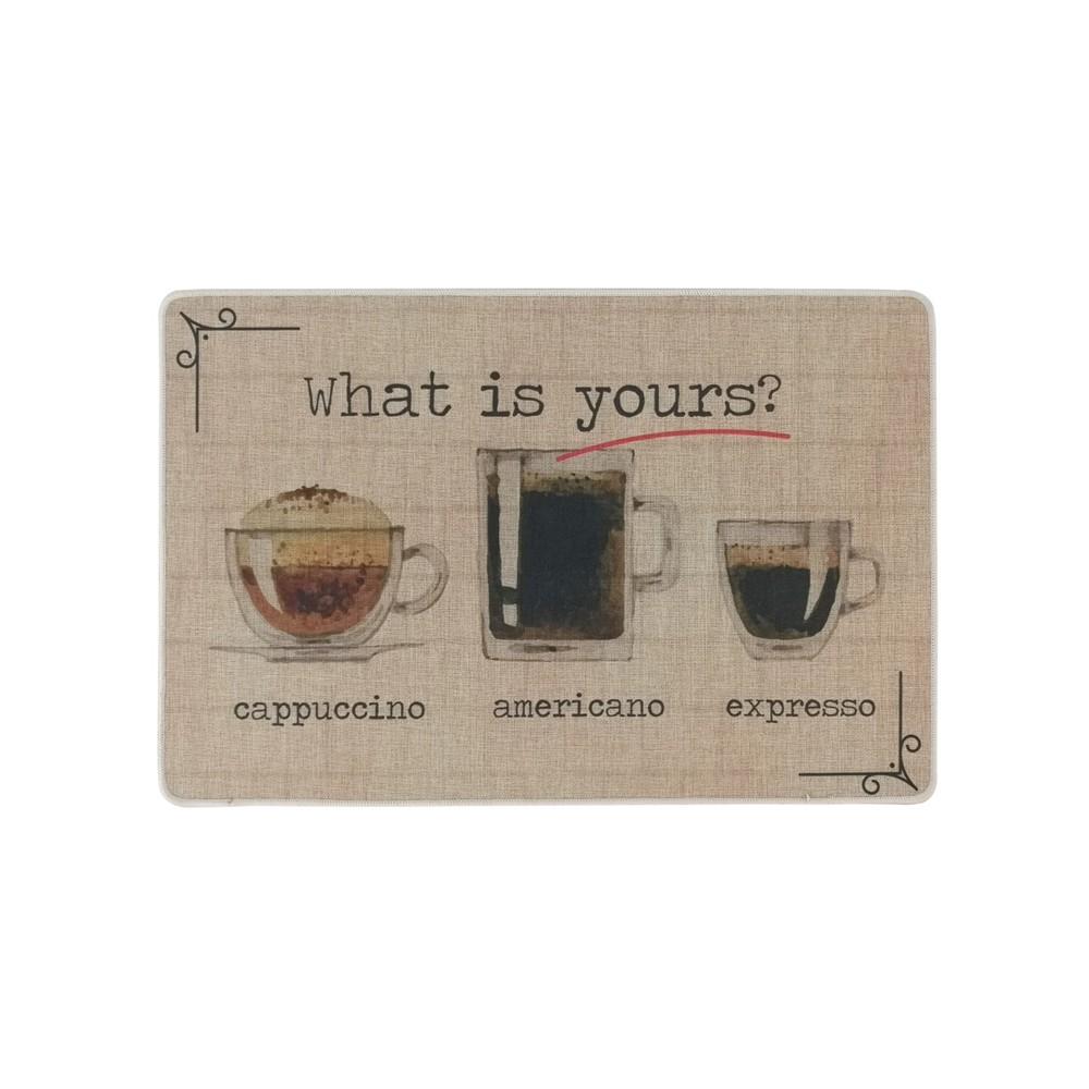 Tapete cozinha bistrô 40x60. café