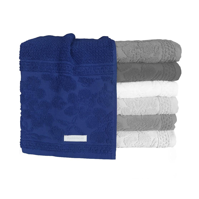 Toalha Avulsa Buddemeyer • Rosto / Banho / Banhão • Azul Marinho