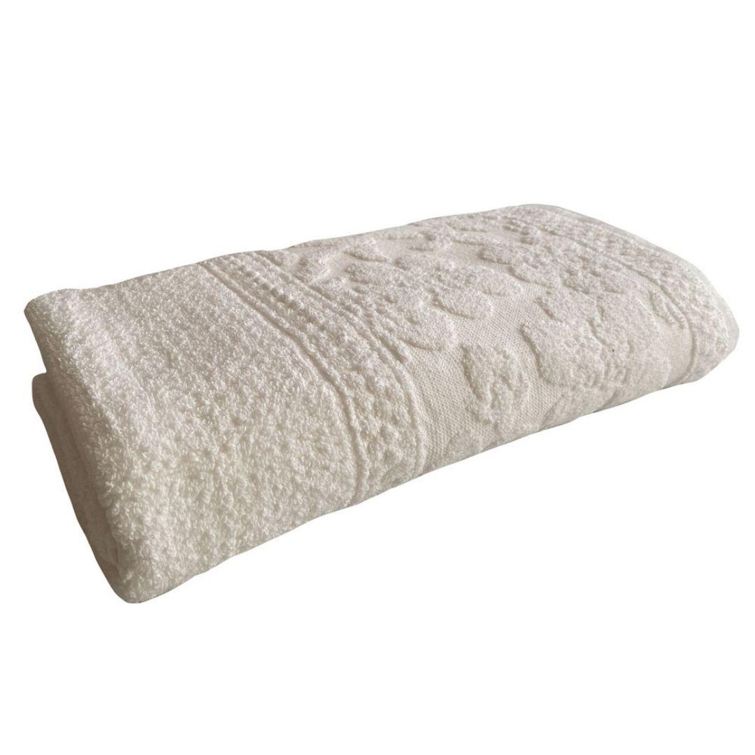 Toalha Avulsa Buddemeyer • Rosto / Banho / Banhão • Branca