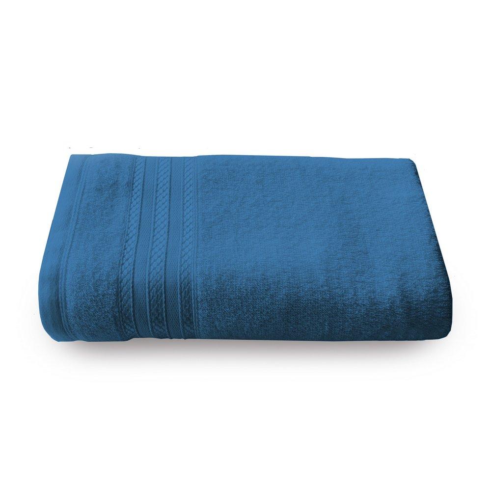 Toalha Avulsa Royal Patter • Banho / Rosto • Azul