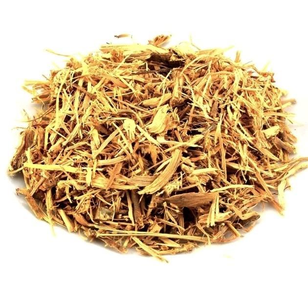 Chá de Alcaçuz - Periandra dulcis - Martius - 100g