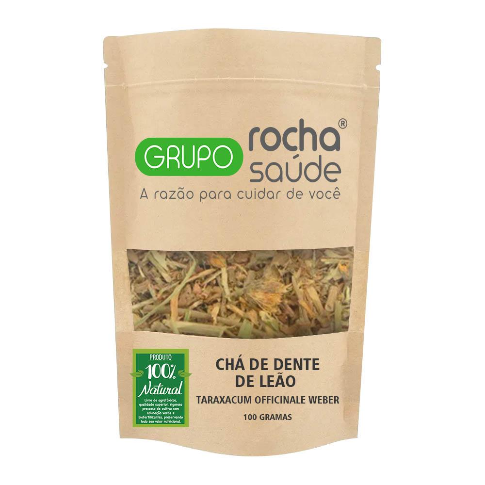 Chá de Dente de Leão - Taraxacum officinale Weber - 100g