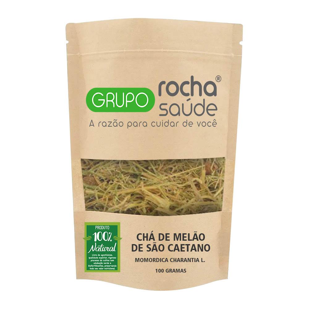 Chá de Melão de São Caetano - Momordica charantia L. - 100g