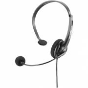 Headset Para Telefone RJ9 F02-1NSRJ Elgin