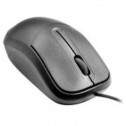 Mouse MS-35BK USB Preto C3Plus