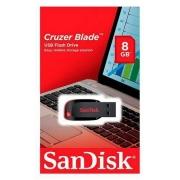 Pen Drive Cruzer Blade Sandisk USB 2.0 8GB SDCZ50-008G-B35