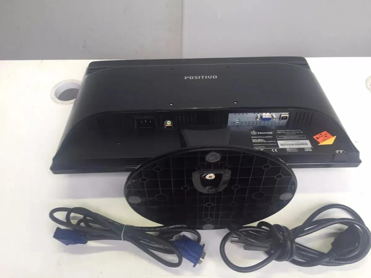 """MONITOR POSITIVO BY AOC - 18,5"""" HD/VGA/USB/ÁUDIO"""