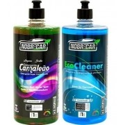 Kit Shampoo Camaleão Ph Neu + Shampoo Desengraxante Nobrecar