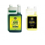 Kit Shampoo Melon 1,2l + Pluri Limpador Apc 1,2l EasytechKit Shampoo Melon 1,2l + Pluri Limpador Apc 1,2l Easytech