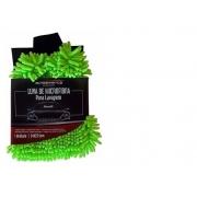 Luva Microfibra P/ Lavagem Automóveis 24x25.5cm Autoamerica