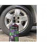 POWER TIRE Limpa Pneu Pretinho Hidratante 500ml -  Protelim