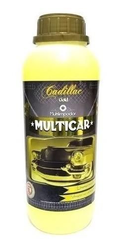 Apc Multilimpador Multi Uso Concentrado Cadillac Multicar 1l