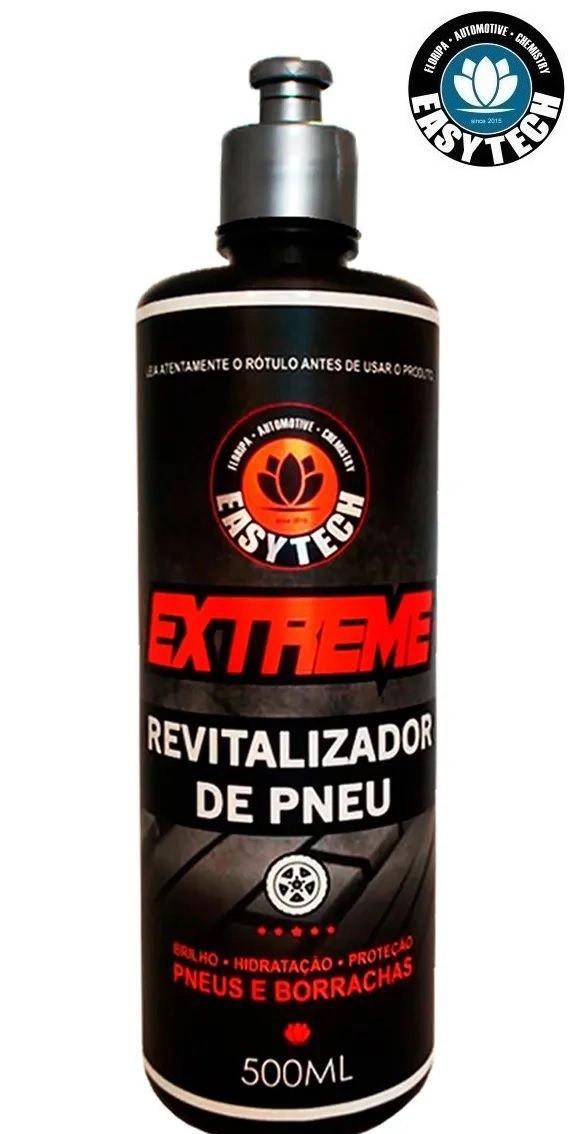 Brilho Max Caixa Rodas+renovador Pneus