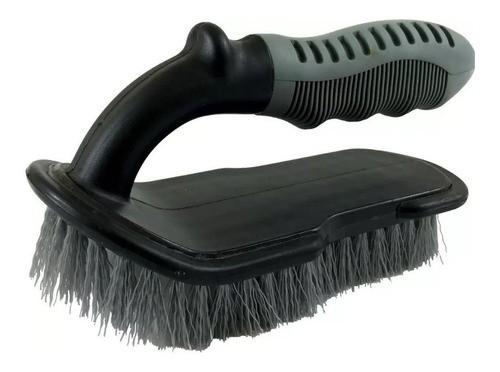 Escova Eficiente P/ Limpeza De Tapetes E Carpetes Cadillac