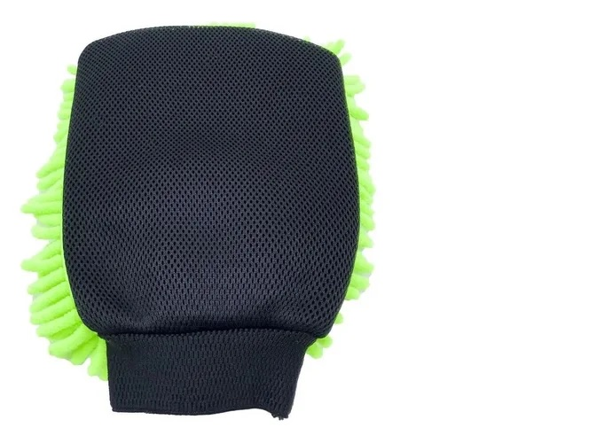 Flanela Pano Secagem Tech Dry Plus 70x40 + Luva Microfibra