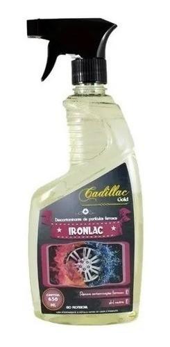Ironlac 650ml Cadillac Limpa Rodas