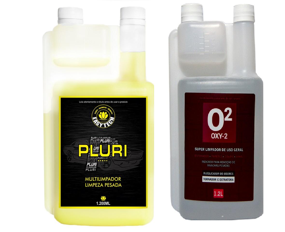 Oxy2 Tira Manchas Mofo Estofados 1,2l+ Pluri Apc Easytech