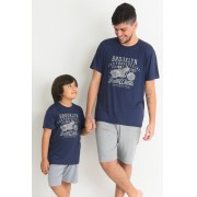 Pijama Masculino Infantil Matias