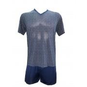 Pijama Masc Curto Liganete