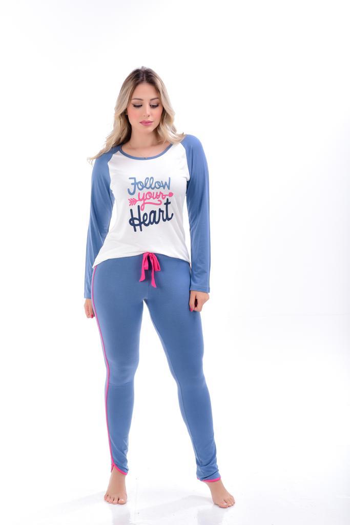 Pijama Ml Zoe
