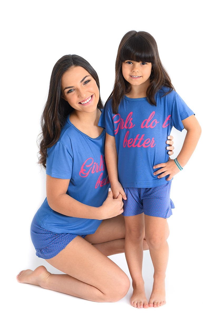 Short Doll Infantil Girls