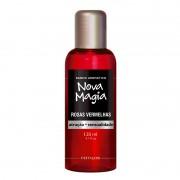 Banho Aromático Rosas Vermelhas - Atração e Sensualidade - 120ml - Nova Magia